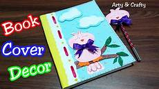 Diy Bookcover Decoration Notebook Cover Design Decorate