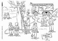 Ausmalbilder Feuerwehr Pdf Feuerwehr Kinder Feuerwehr Feuerwehr Ausmalbilder