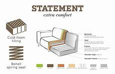 Sofa Grün Samt - sofa statement ecksofa links warm gr 252 n samt 77x274x210cm