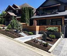 exemple maison moderne am 233 nagement jardin devant maison en 50 id 233 es modernes