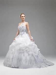 robe de mariée grise et robe de mariee blanche et grise le mariage