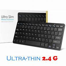 keyboard for windows 7 russian keyboard 2 4g wireless ultra slim usb mini