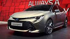 2018 Toyota Auris Hybrid Touring Sports Review Prices
