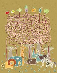 was ist eps igel labyrinth spiel vektor abbildung illustration