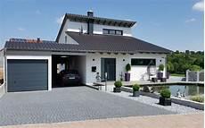 garage pultdach einfamilienhaus modern holzhaus versetztes pultdach modern