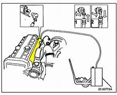 1998 volvo s90 engine diagram my volvo s90 is leaking fuel from the front of the fuel injector rail it a steady from