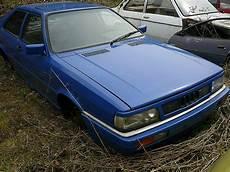 Audi 80 Coupe Quattro Typ 81 85 Schlachtfest Kein