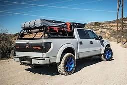 Ford Raptor Camper Rear 2  Camping & Off Road Pinterest