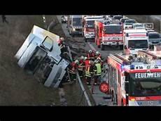Lkw Unfall Auf Der A 71