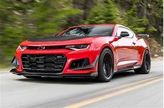 chevrolet camaro zl1 2018 chevrolet camaro zl1 1le test review
