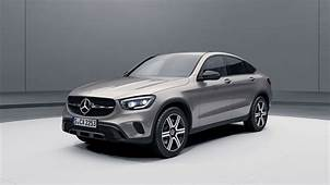 Mercedes Benz GLC Coup&233 Design