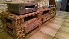Palettenmöbel Tv Tisch - m 246 bel und dekoideen aus holzpaletten ideen top