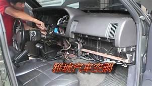 Chrysler 300m Evaporator Removal