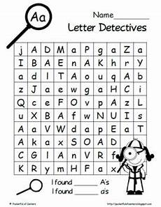 letter detective worksheets free 23066 letter detectives printable letter recognition activities worksheets for