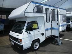 Motorhomes 1996 Mitsubishi L300 Motorhome Was Listed For