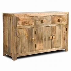 mobili credenza credenza etnica legno naturale mobili etnici e shabby chic