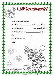 Vorschule Malvorlagen Text Wunschzettel Mit Bildern Brief Vom Weihnachtsmann