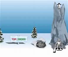 Jeu Yeti Sport 1 Pingu Throw 19 01 2004