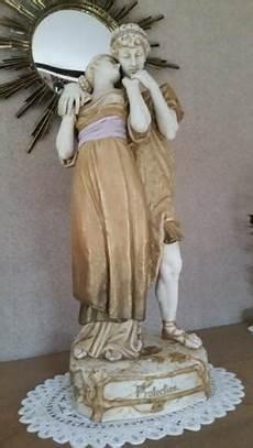 Statue En Porcelaine 19 233 Me Royal Dux Boh 233 Lille