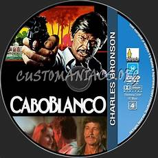 charles bronson collection caboblanco dvd label dvd covers labels by customaniacs id