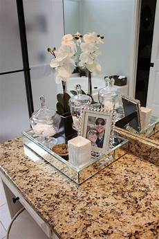 Decorating Ideas For Bathroom Counter by A Quot Spa Quot Bathroom Re Do Bathroom Bathroom Counter Decor