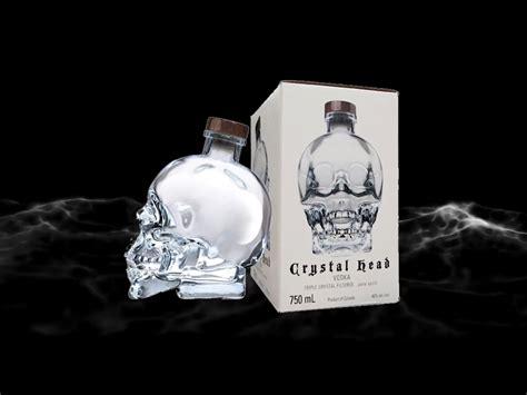 Jontron Crystal Skull Vodka