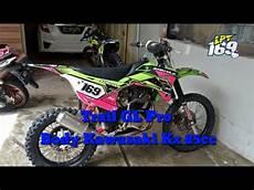 Gl Pro Modif Trail by Trail Gl Pro Modif Kawasaki Kx85 Cc Spek Adventure