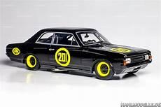 Opel Rekord C Quot Schwarze Witwe Quot Limousine Hahlmodelle De