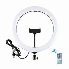 Puluz Pu502b Inch 20cm Dimmable Ring by Continuous Lighting Puluz Pu458b 11 8 Inch 30cm Rgbw