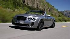 Bentley Continental Supersports News And Reviews Motor1