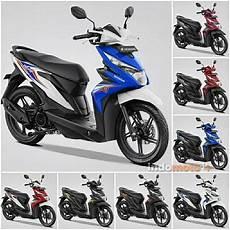 Modifikasi Motor Beat 2019 by Motor Honda Beat Terbaru 2019 Simplexstyle