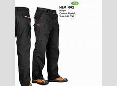Jual # Celana Gunung Pria bisa Panjang dan Pendek [ zipper