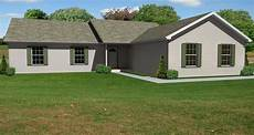 house plans single level single level ranch house plans dormers on a ranch house