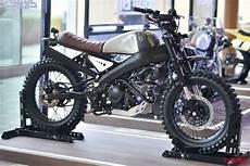 Yamaha Cafe Racer Xsr 155 three stunning yamaha xsr 155 custom bikes revealed