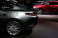 2020 mazda3 announced with fuel efficient skyactiv x