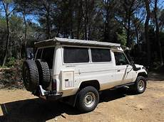 Toyota Hzj 78 Registered In Australia But Actualy In