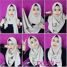 Tutorial Pashmina Ala Joyagh Ragam Muslim