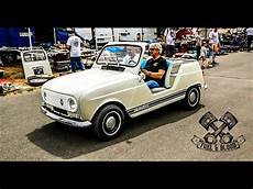 renault 4 e plein air la 4l 233 lectrique