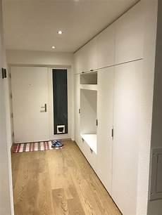 Modern Garderobe Einbauschrank Hausbau In 2019