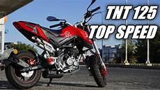 benelli tnt 125 top speed benelli tnt 125
