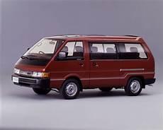 nissan vanette 1985 1986 1987 1988 1989 минивэн 2 поколение c22 технические