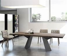 pieds de table design table noyer design pied m 233 tal bontempi casa sur cdc design
