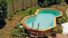 piscine semi enterr 233 e hors sol bien choisir mod 232 le