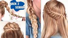 easy back to school hairstyles cute quick and easy