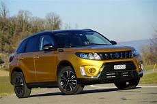 Suzuki Vitara Testbericht Goldrichtig