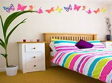 Bedroom Easy Diy Wall Painting Ideas by 15 Cheap And Easy Diy Wall Beautification With Butterflies