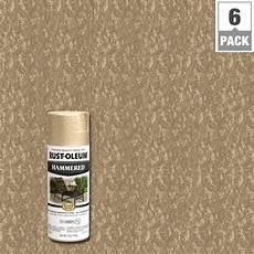 rust oleum stops rust 12 oz protective enamel hammered