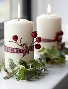 decorazioni natalizie con candele decorazioni natalizi con le candele ecco 20 idee creative