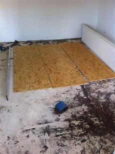 dfsperre auf betonboden wie kann ich holzestrich ausgleichen haushalt heimwerken