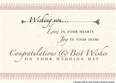 Message For Wedding Gift how do you word wedding card congratulations